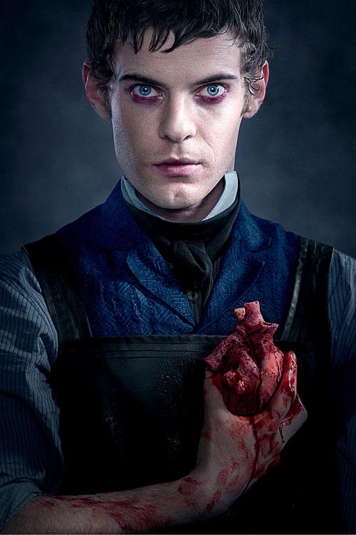 Виктор Франкенштейн. Страшные сказки.