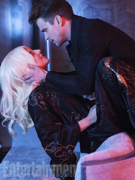 Леди Гага и Мэтт Бомер